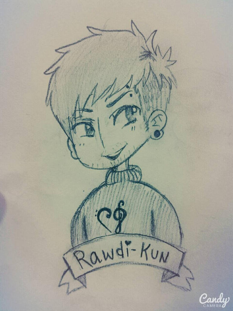 Rawdi-Kun by TheLineArtist