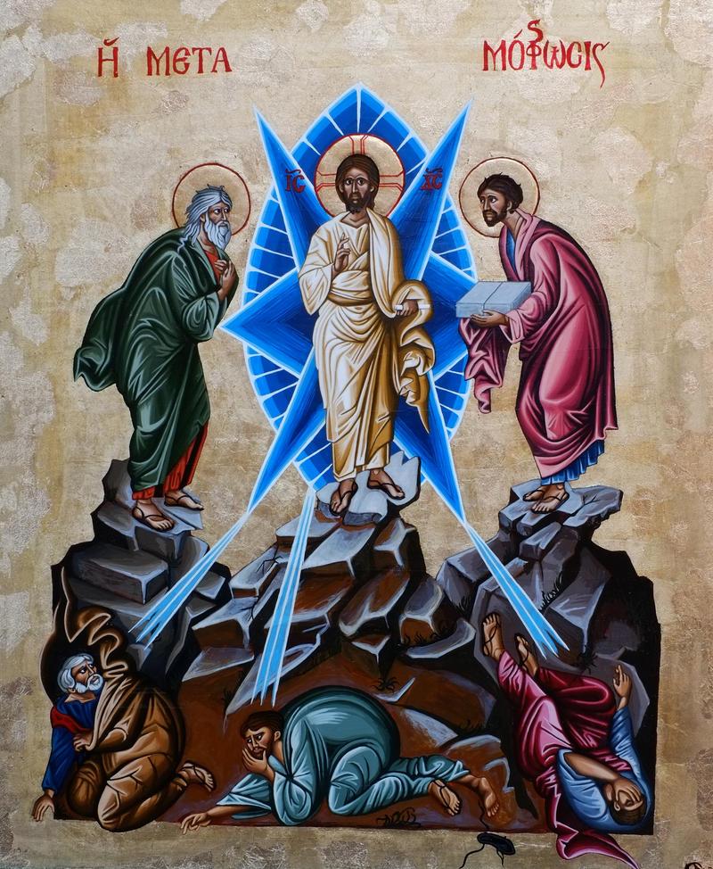 Transfiguration Icon by Bombadyl