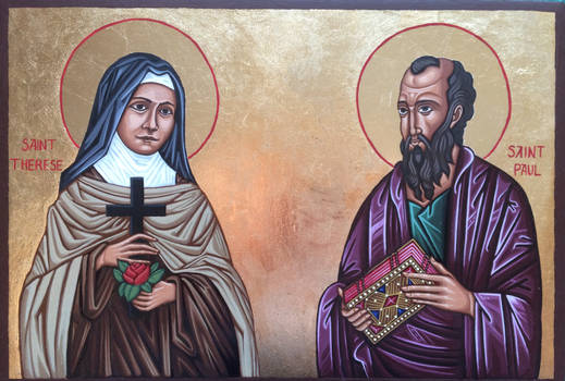 Saints Therese and Paul