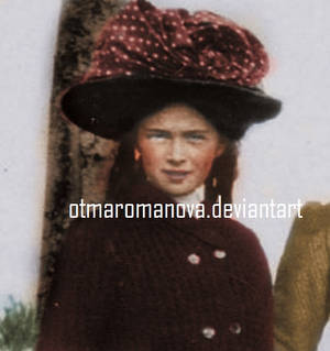 Young Lady Olga