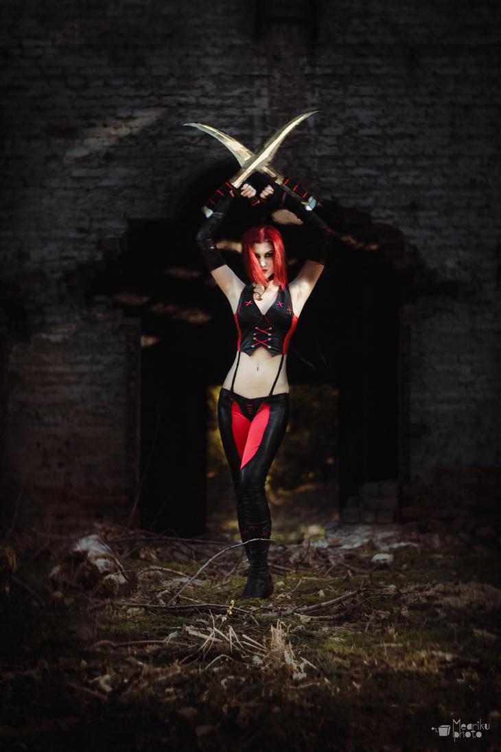 Bloodrayne by Meariku