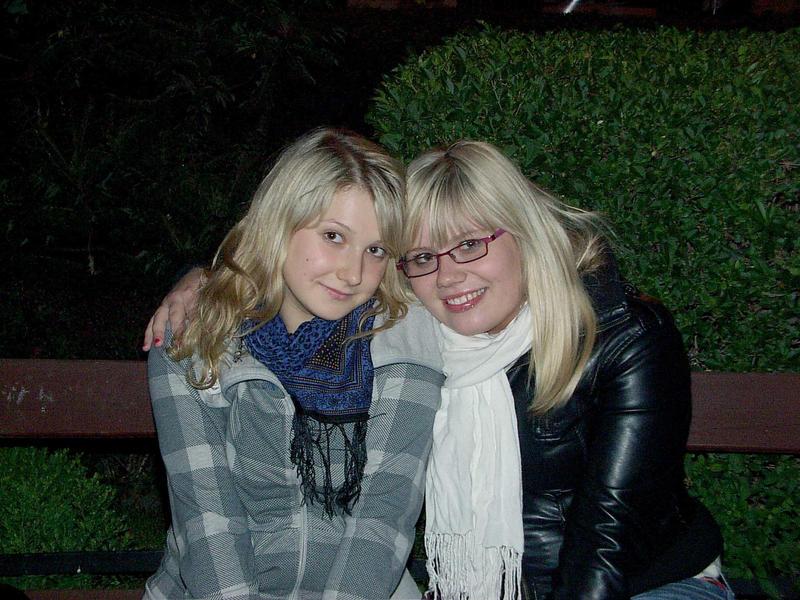 me and my friend marlena by Yuki-Shiroi