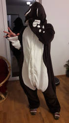 Kigurumi for JazzBadger
