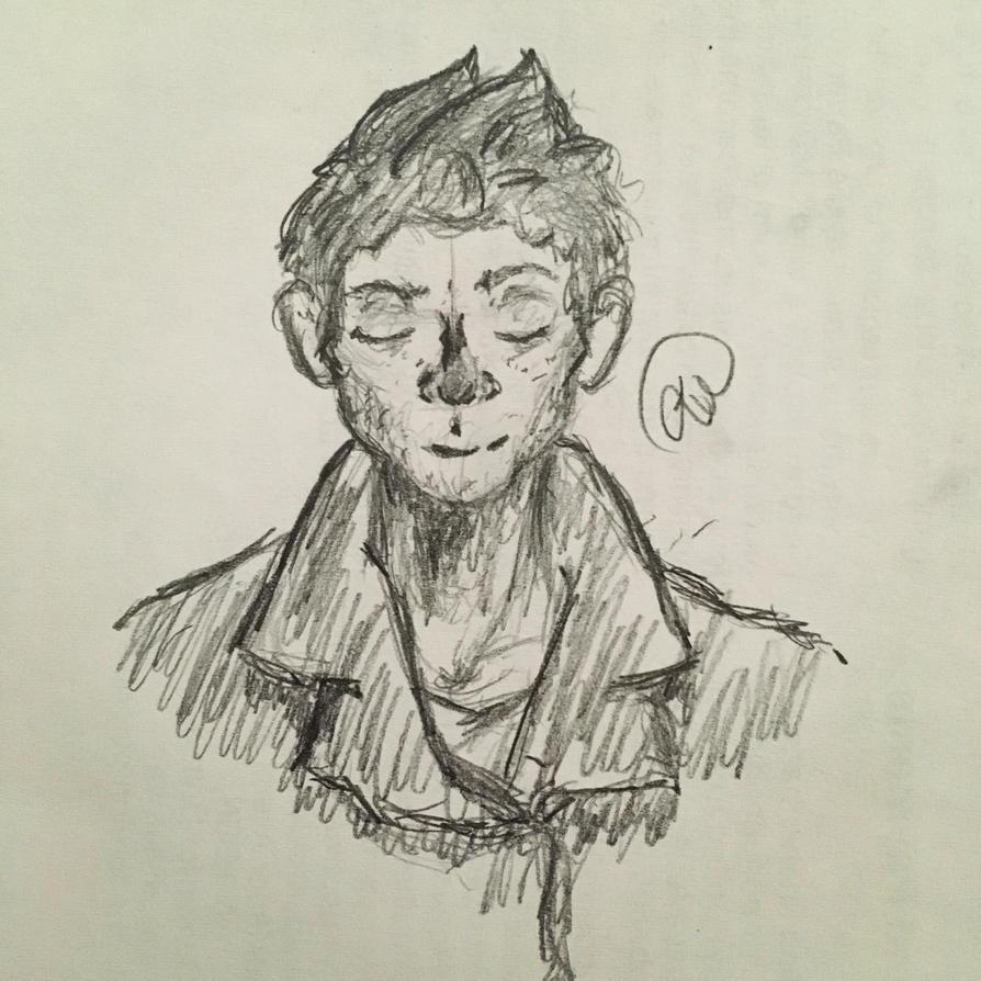 Dean doodle by Sketch-n-Screech