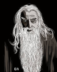 Gandalf by Garcho