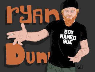 Ryan Dunn by Garcho