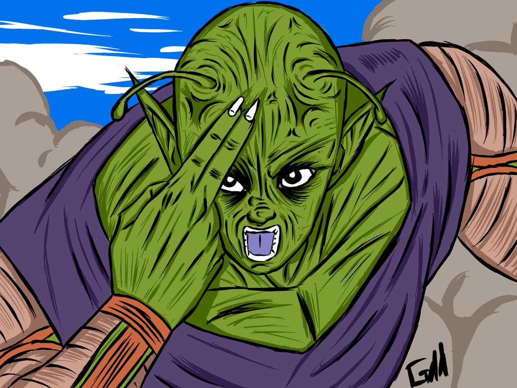 Piccolo by Garcho