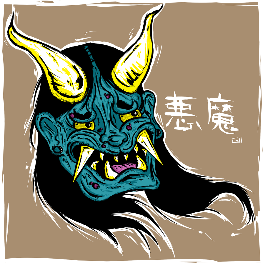 Japanese Devil by Garcho