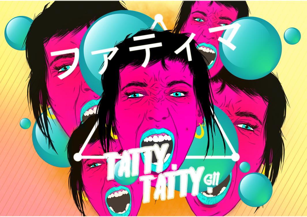 Fatty Fatty by Garcho
