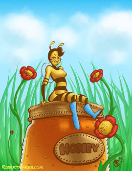 Bee Bonnie Boots