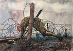 WWI Casualty by TJKruse