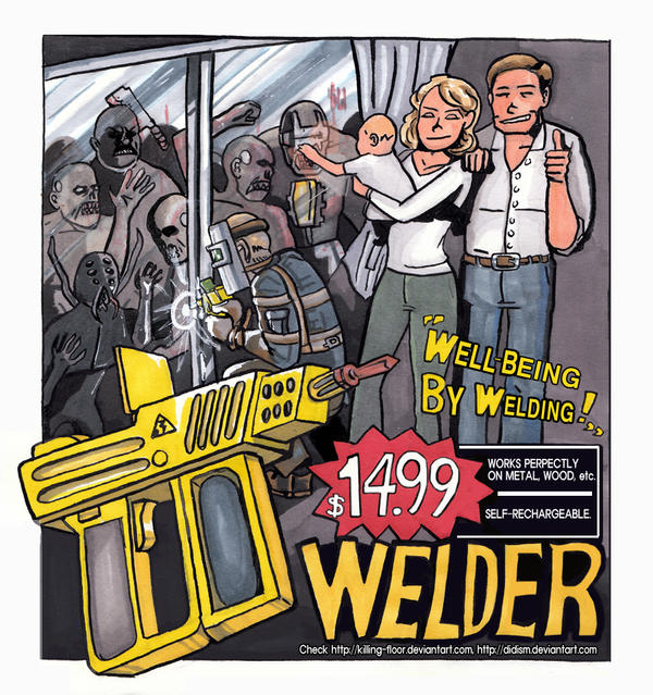 Welder - Killing floor by didism