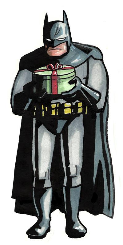 Batman. by didism