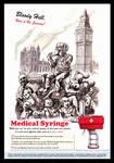 Killing floor - Medical syringe