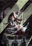 Hellboy versus Vampires