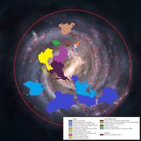 AU Milky Way map