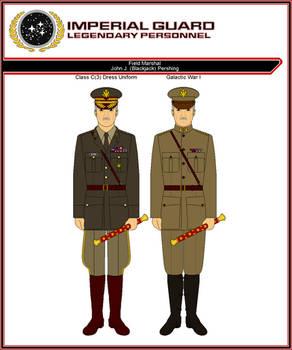 Field Marshal John J. (Blackjack) Pershing