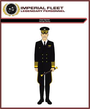 Fleet Marshal George Dewey