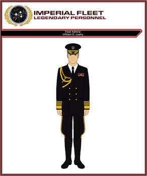 Fleet Admiral William D. Leahy