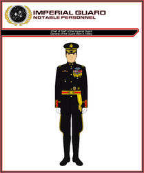 Chief of Staff of the Imperial Guard