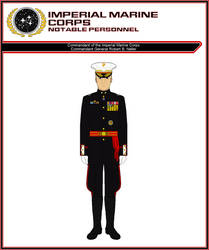 Commandant of the Imperial Marine Corps