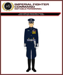 Chief of Staff of the Imperial Fighter Command