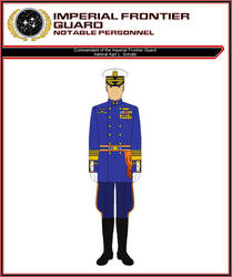 Commandant of the Imperial Frontier Guard