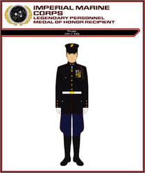 Private John J. Kelly, IMC