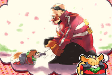 The Marvelous, Masterful Mister Dr. Eggman... by JoeAdok