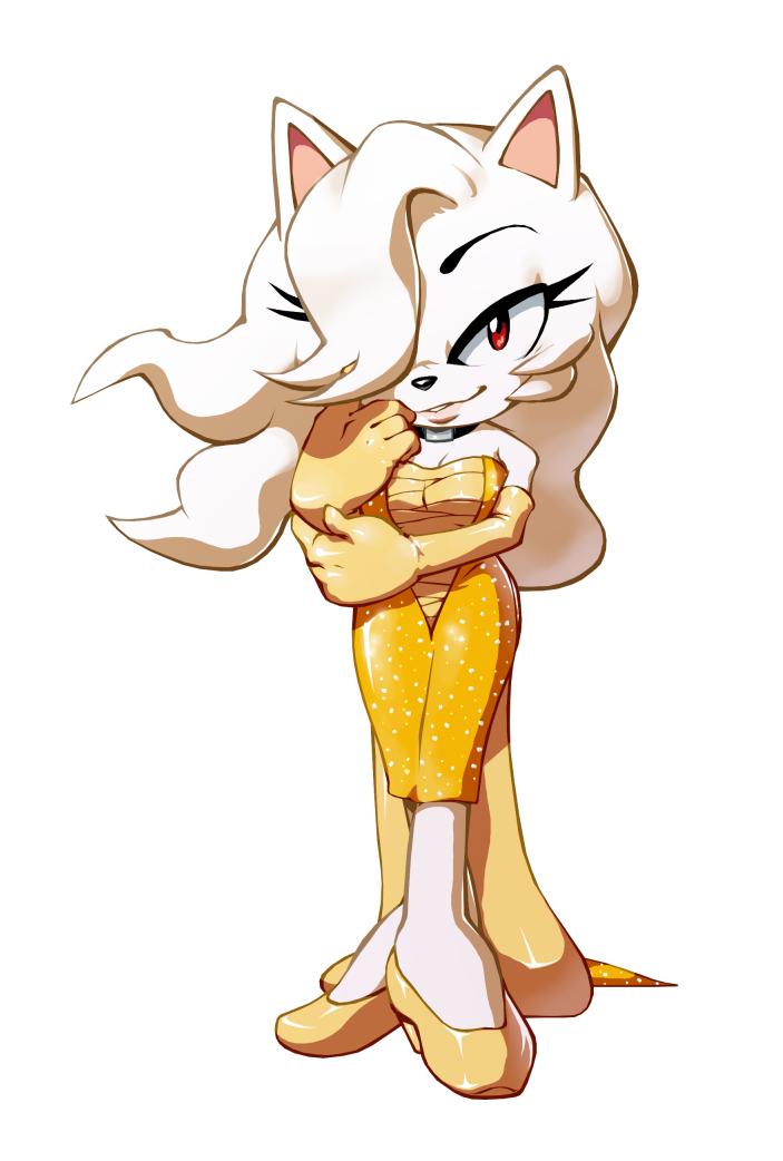 Chrystal The Hedgehog by JoeAdok