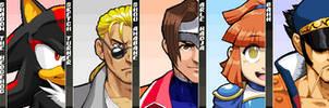 Sega Portrait Jamboree
