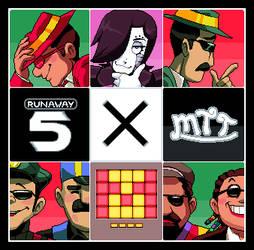 M.E.U.D: MettaTonzura by JoeAdok