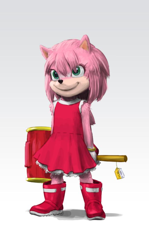 Little Amy Rose