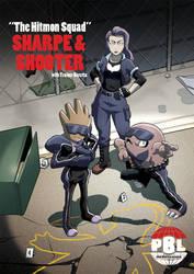 PBL - Sharpe and Shooter by JoeAdok