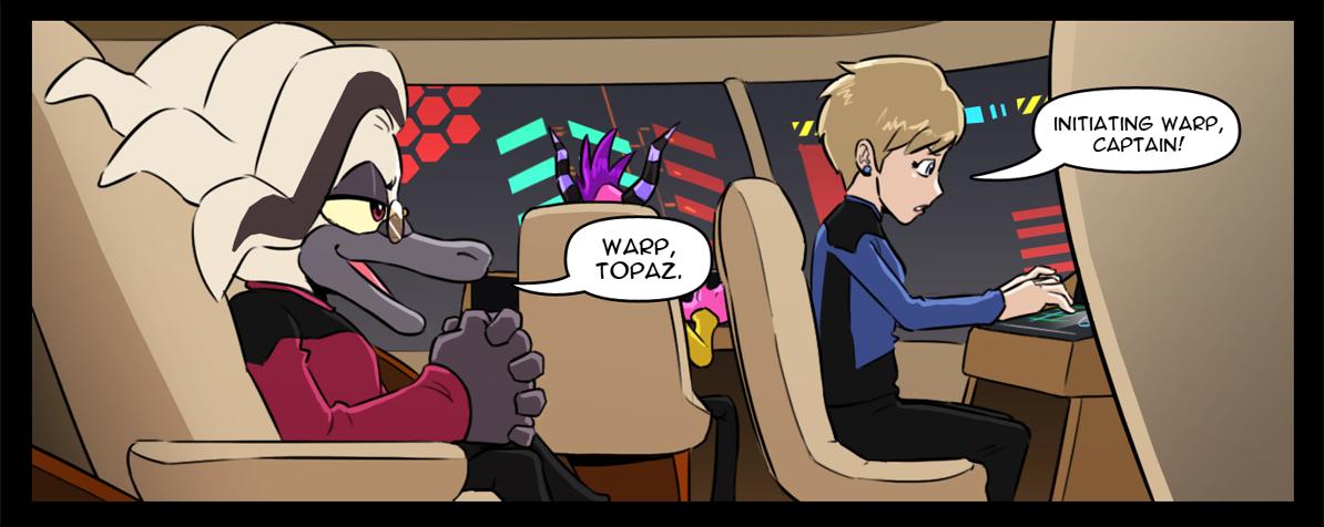 Starline Trek by JoeAdok