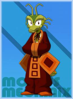 Mobius Megamix CG - Grasshopper