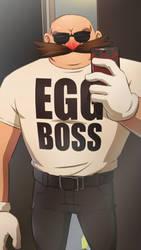 EGG BOSS