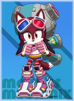 Mobius Megamix CG - Emi