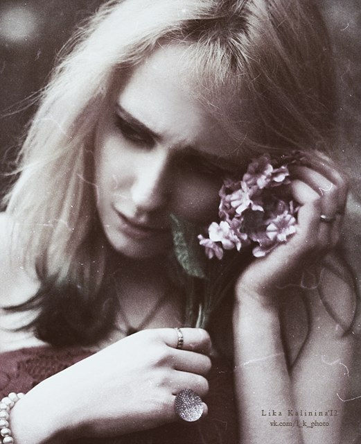 Melancholy by Furstin-Kato