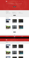 Flat portfolio by Dr-Vark