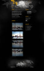 Breakdance crew