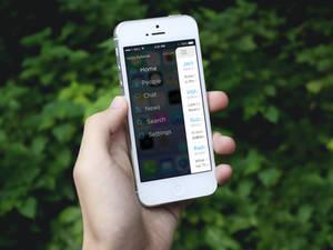 iOS 7 Application
