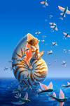 Aegean Princess by ldiehl