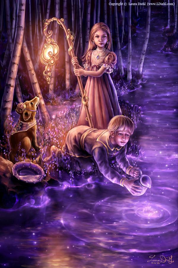 River of Dreams by ldiehl