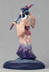 Geisha2 by newboldworld