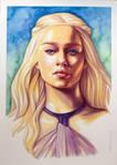Daenerys-Targaryen by Conny Valentina