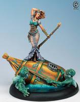 Steampunk-Arielle by Marike Reimer by newboldworld