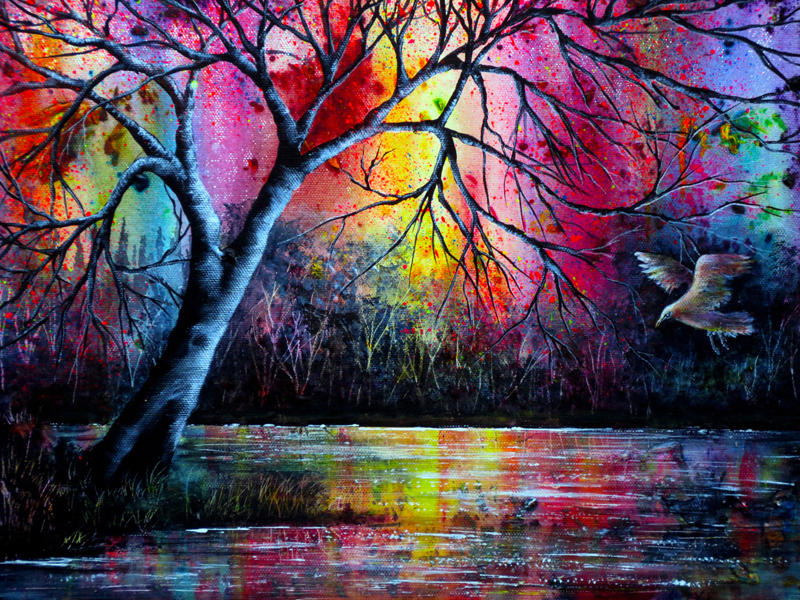 Free Spirit by Ann Marie Bone by newboldworld