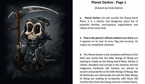 Darkov : Page 1