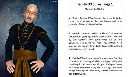 Family O'Rourke : Page 1